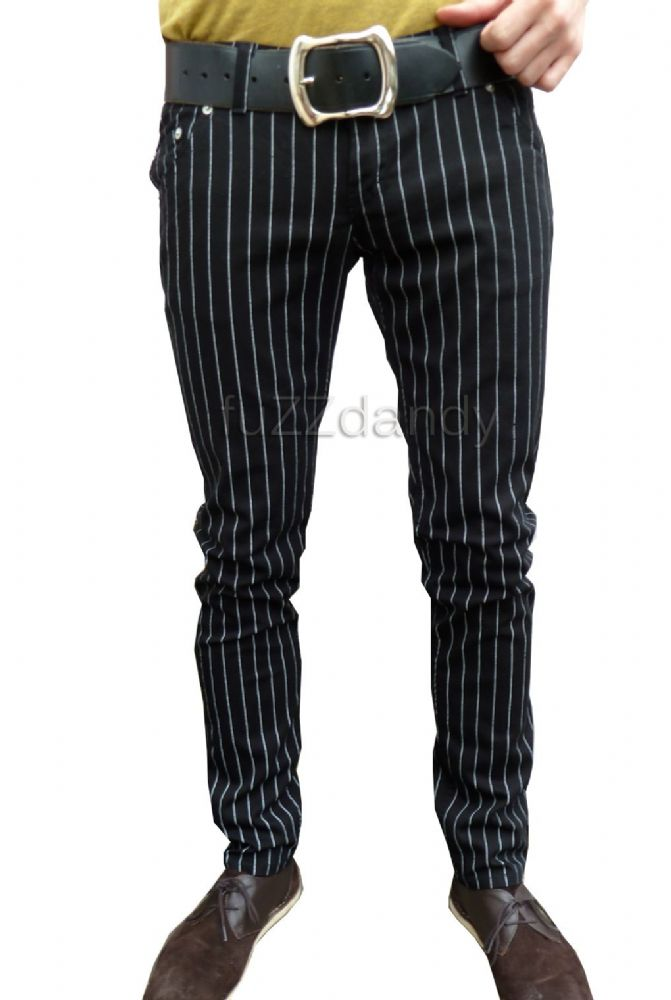 Find great deals on eBay for black and white striped pants. Shop with confidence.